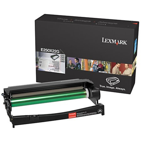 LEXMARK Photoconductor Unit Yield 30000 Pages E250X22G