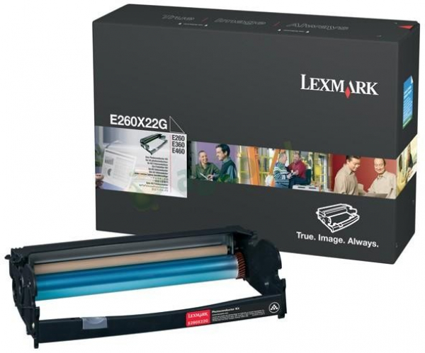 LEXMARK Photoconductor Kit Yield 30000 Pages E260X22G