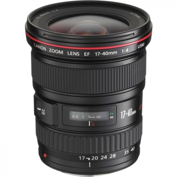 CANON Ef 17-40mm F/4l Usm Diameter 77mm To Suit EF17-40L