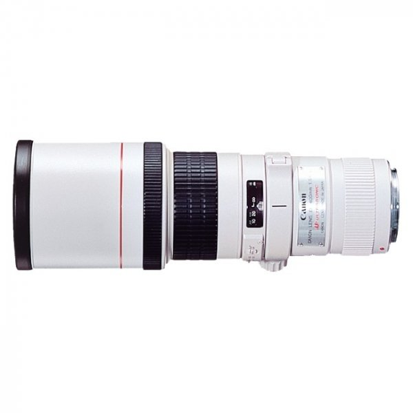 CANON Ef 400mm F/5.6l Usm Diameter 77mm Lens EF40056LU