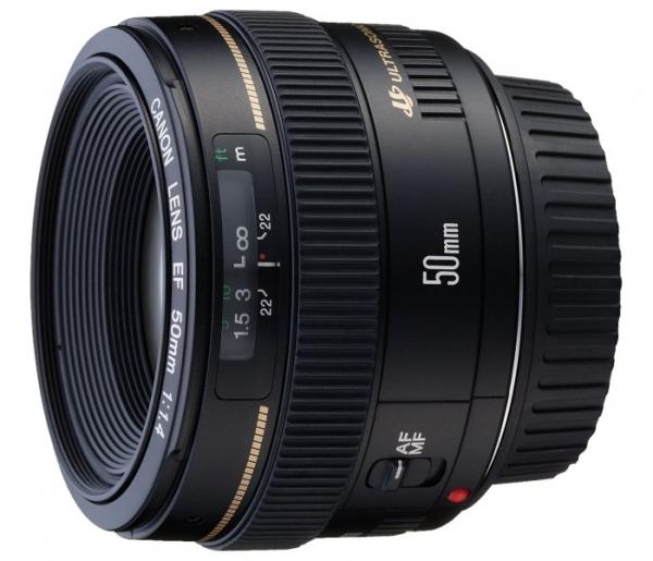 CANON Ef 50mm F/1.4 Usm Dia 58mm To Suit Lens EF5014U
