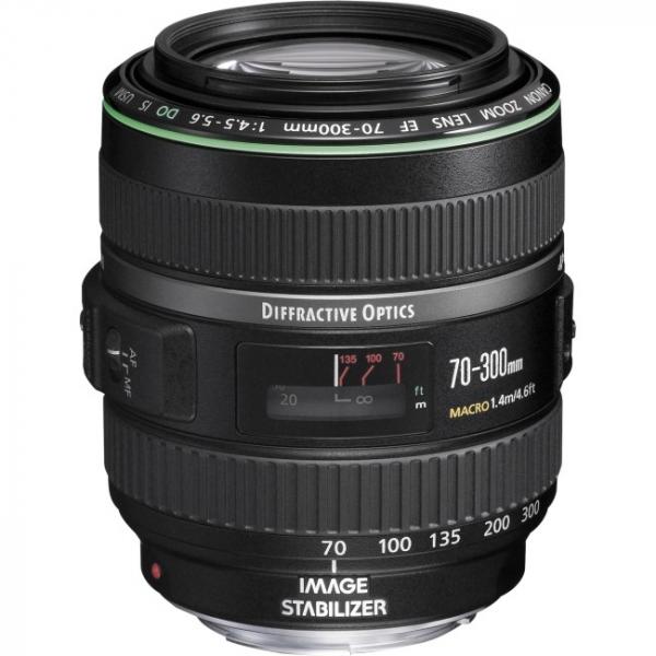 CANON Ef 70-300mm F/4.5-5.6 Do Is Usm Diameter EF70-300DO