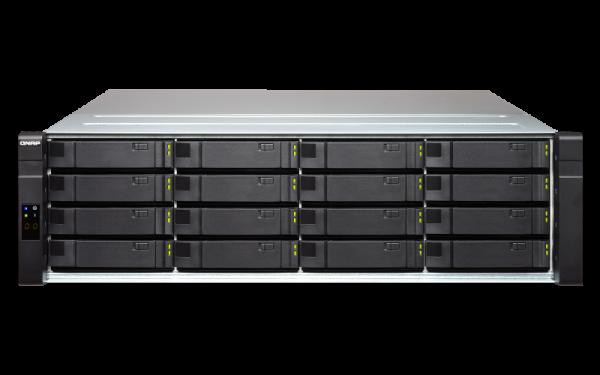 Qnap 16-Bay Sas 12GB Jbod Enclosure ES1640DC V2 Nas 2 X SFF Network Storage (EJ1600-V2)