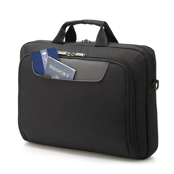 EVERKI 14.1 & quot Advance Compact Briefcase EKB407NCH14