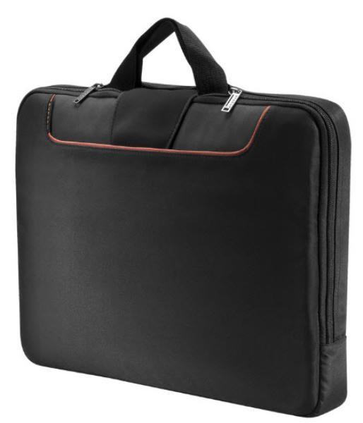 EVERKI 18.4 Commute Sleeve Laptop Bag- Black EKF808S18