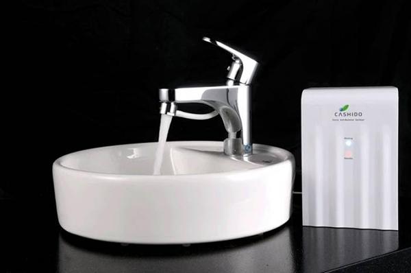 Ozone Water Purifier ( Elecas10sec )