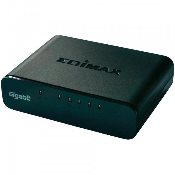 Edimax Technology Co Edimax ES-5500G V3 5-Port Gigabit Switch (ES-5500G-V3)
