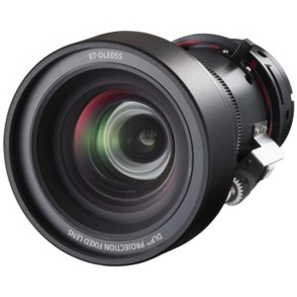 PANASONIC Fixed Rear / Short Throw Lens For ET-DLE055