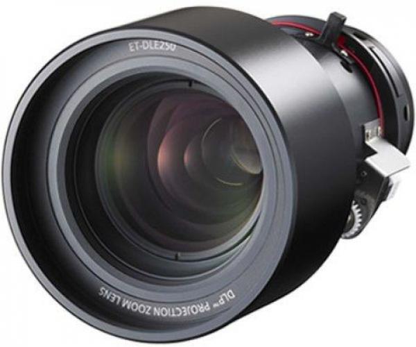 PANASONIC Mid Zoom Lens For Pt-d6xxx Pt-d8xx & ET-DLE250
