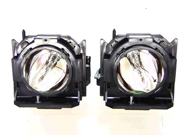 PANASONIC Dual Lamp Kit For Pt-d5000s Pt-dx800 ET-LAD60AW