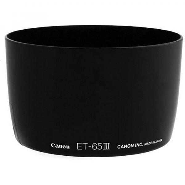 CANON Lens Hood Diameter 58mm To Suit ET65III