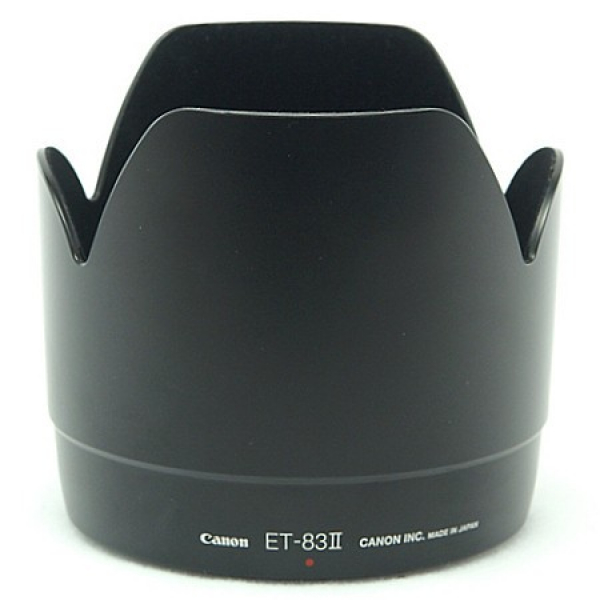 CANON Lens Hood Diameter 77mm To Suit Ef ET83II