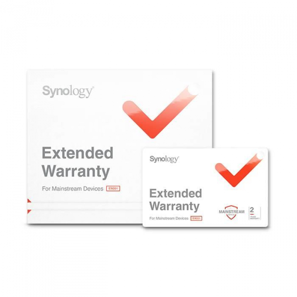 Synology Warranty Extension 2Yrs 10383 (EW201)