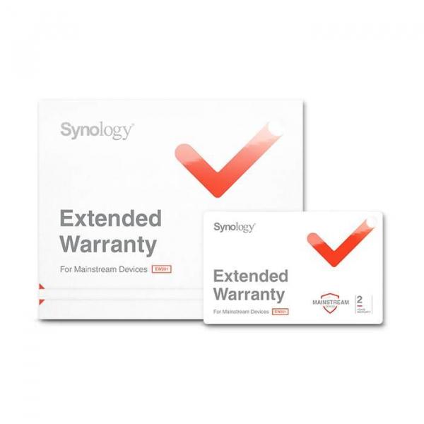 Synology Warranty Extension 2Yrs 10383 (EW201)