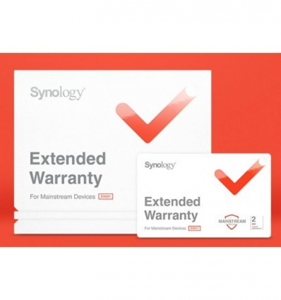 Synology Warranty Extension NAS Accessories (EW202)