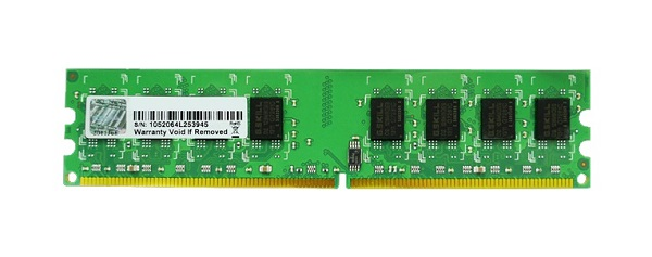 G.skill Value 4gb Kit (2x 2g) Pc2-6400 Ddr2 800mhz 5-5-5-15 1.8v Dim ( F2-6400cl5d-4gbnt )
