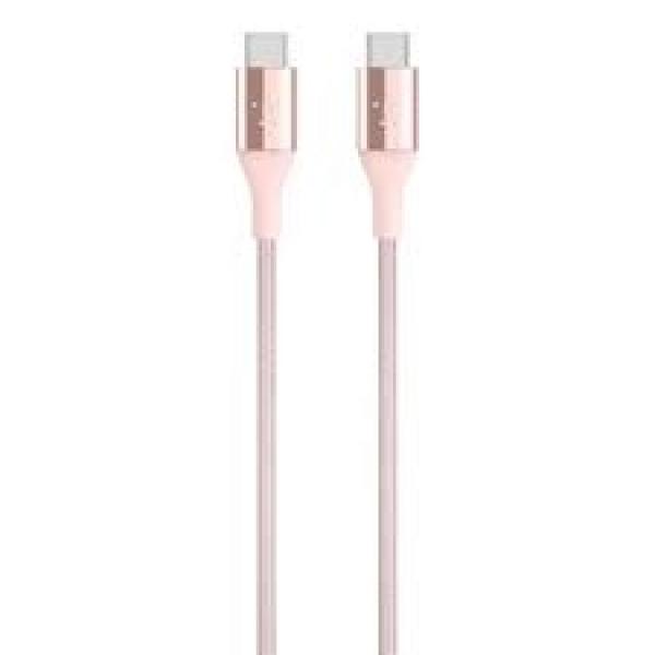 BELKIN Mixitup Duratek Usb-c Cable Rose Gold ( F2CU050BT04-C00
