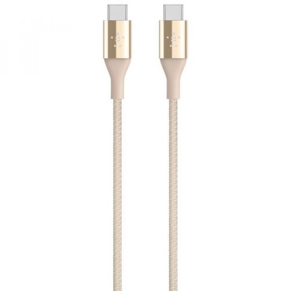 BELKIN Mixitup Duratek Usb-c Cable Gold ( F2CU050BT04-GLD