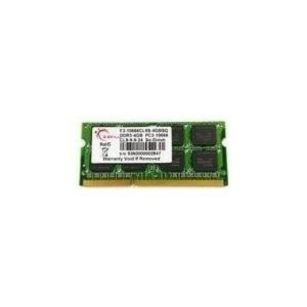 G.SKILL 4gb Pc3-10666/ddr3 1333mhz 1.50v F3-10666CL9S-4GBSQ