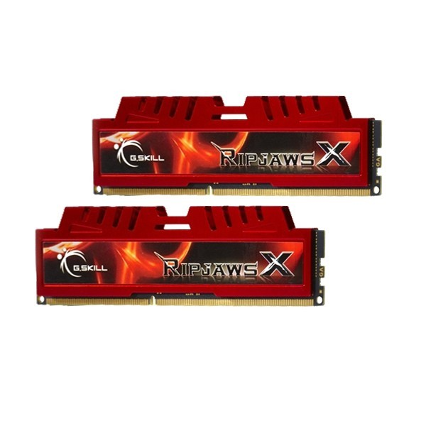 G.SKILL 16gb Dual Channel Kit (8gb X 2) F3-12800CL10D-16GBXL