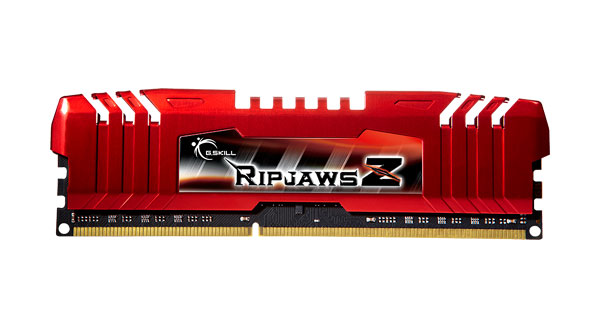 G.skill Ripjawsz 32g Kit (4x 8g) Pc3-12800 Ddr3 1600mhz 10-10-10-30 ( F3-12800cl10q-32gbzl )
