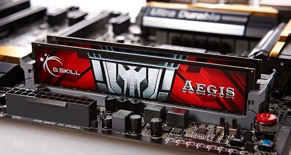 G.skill Aegis 8gb Ddr3 1600mhz Dimm ( F3-1600c11s-8gis )