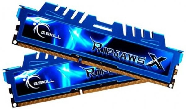 G.SKILL 16gb Dual Channel Kit (8gb X 2) F3-2400C11D-16GXM