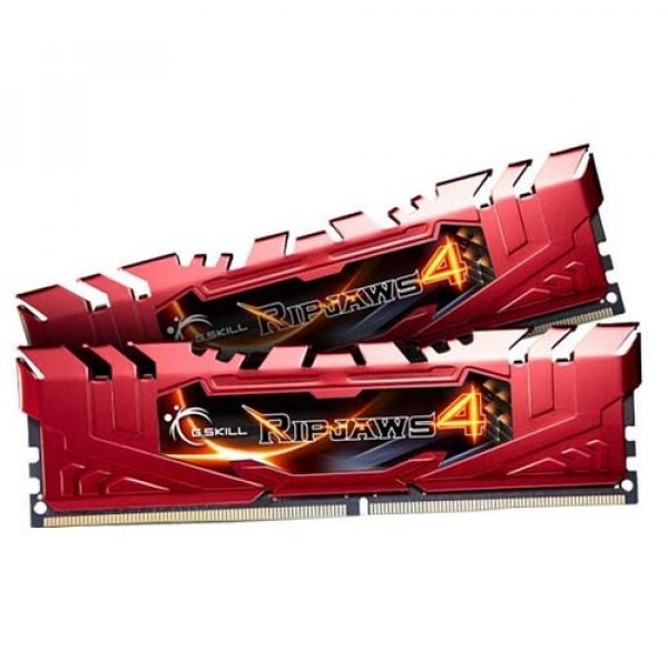 G.SKILL Ripjaws 4 Ddr4 2133 Mhz 8gb Kit 2x4gb F4-2133C15D-8GRR