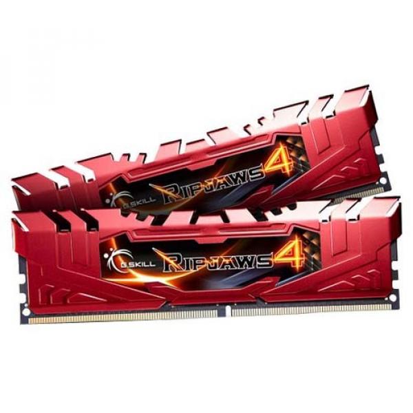 G.SKILL Ripjaws 4 Ddr4 2400 Mhz 16gb Kit 2x8gb F4-2400C15D-16GRR