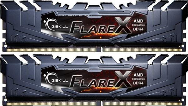 G.Skill Flarex 16G Kit (8G X2) PC4-23400 DDR4 2933MHz 16-16-16-36 1. (F4-2933C16D-16GFX)