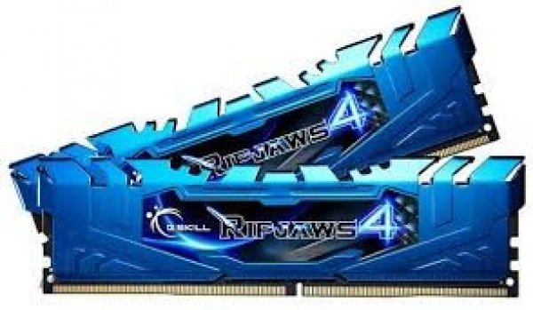 G.SKILL Ripjaws 4 Ddr4 3000 Mhz 16gb Kit 2x8gb F4-3000C15D-16GRBB
