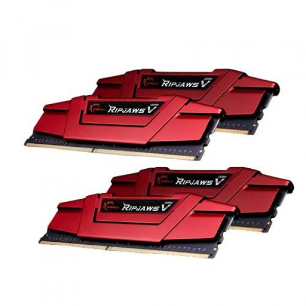 G.SKILL 64gb Dual Channel Kit (16gb X 4) F4-3000C15Q-64GVR