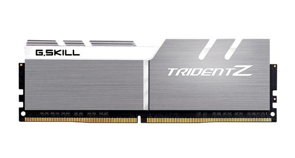 G.skill Tridentz 32g Kit (4x 8gb) Ddr4 3200mhz ( F4-3200c14q-32gtzsw )