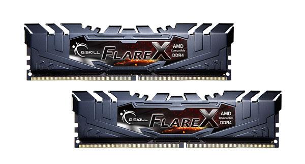 G.skill Flarex 16g Kit (2x 8g) Ddr4 3200mhz Dimm ( F4-3200c16d-16gfx )