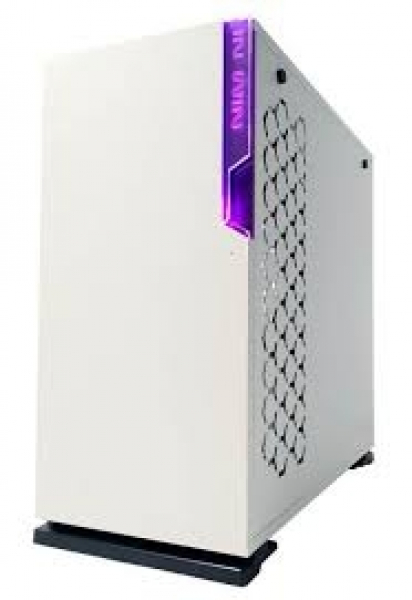 IN WIN  101c White Atx Case Type C & Rgb Front 101C-WHITE