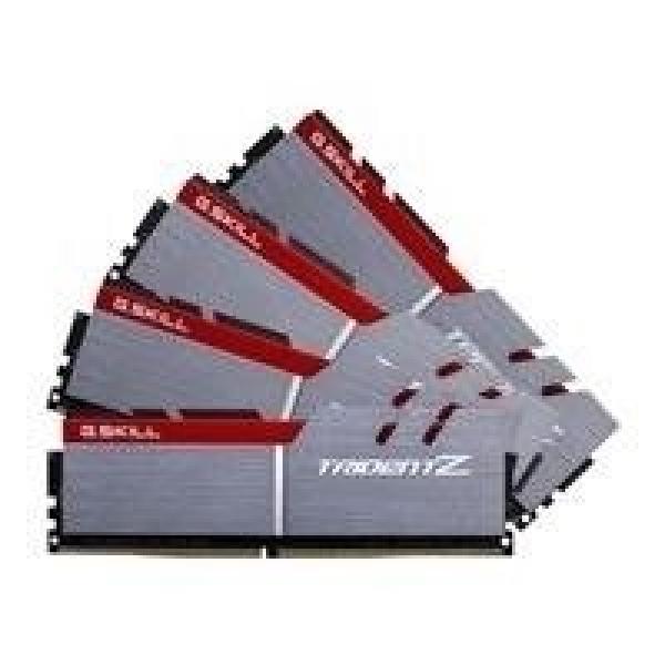 G.SKILL  16gb Dual Channel Kit (4gb X 4) F4-3200C16Q-16GTZ
