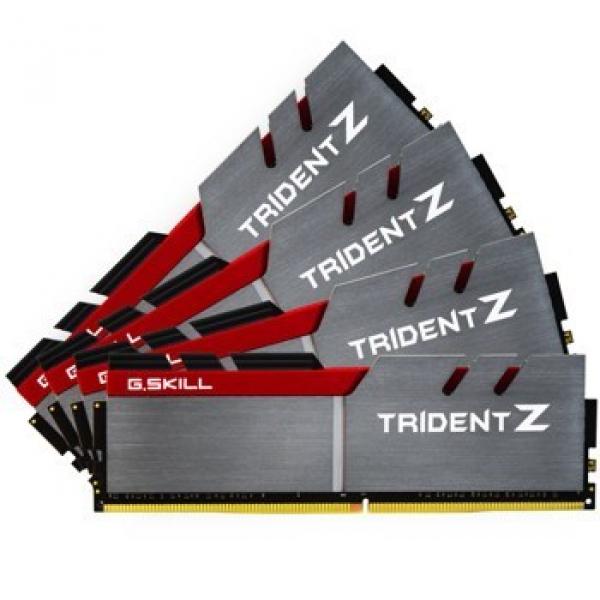 G.SKILL  16gb Dual Channel Kit (4gb X 4) F4-3466C16Q-16GTZ