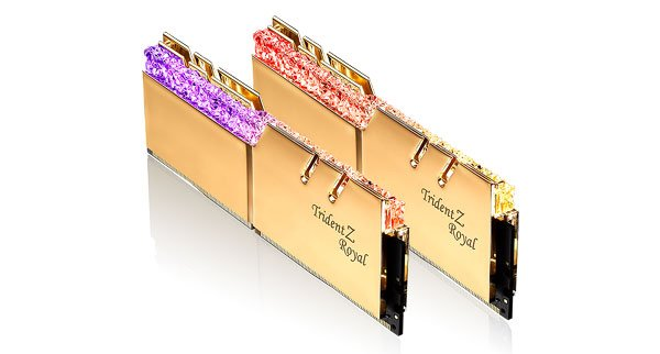 G.skill Tz Royal 16g Kit (2x 8g) Ddr4 3600mhz ( F4-3600c17d-16gtrg )