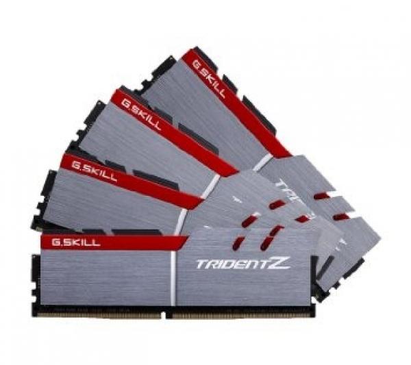 G.SKILL  16gb Dual Channel Kit (4gb X 4) F4-3600C17Q-16GTZ