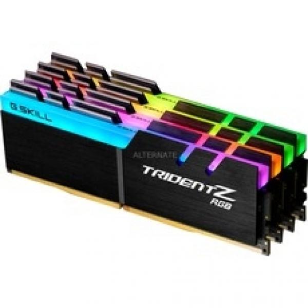 G.SKILL G.Skill 4X 8GB PC4-33000 / DDR4 4133 Mhz F4-4133C17Q-32GTZR