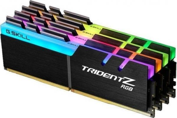 G.SKILL G.Skill 4X 8GB PC4-34100 / DDR4 4266 Mhz F4-4266C17Q-32GTZR