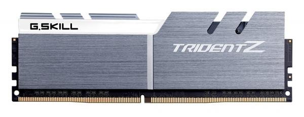 G.Skill TridentZ 16G Kit (8G X2) PC4-34100 DDR4 4266MHz 19-19-19-39  (F4-4266C19D-16GTZSW)