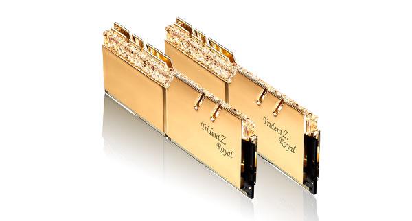 G.skill Tz Royal 16g Kit (2x 8g) Ddr4 4600mhz ( F4-4600c18d-16gtrg )