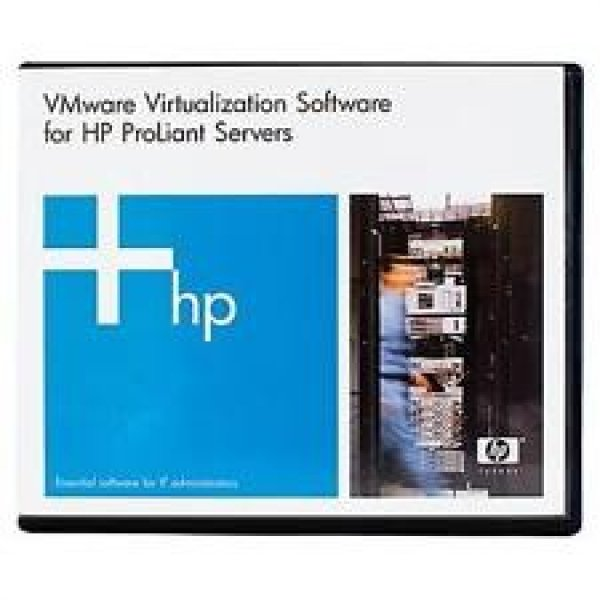 HP Vmwware Vsphere Essentialsplus 6p 3 Year F6M49AAE