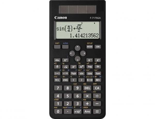 CANON 242 Function Scientific Calculator Board F717SGABKLOGO