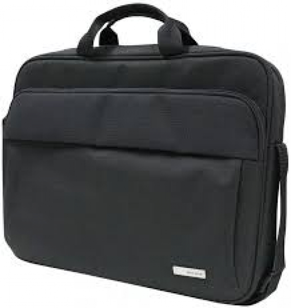 BELKIN 16in Simple Toploader Laptop Bag - Black F8N657