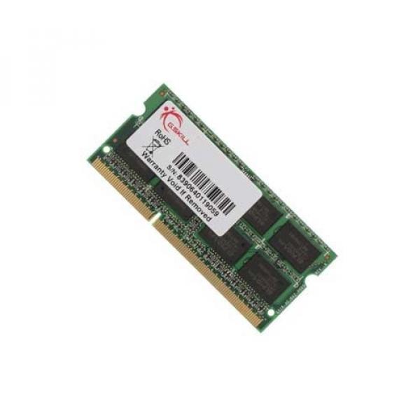 G.SKILL 4gb Pc3-8500/ddr3 1066mhz 1.50v So-dimm FA-8500CL7S-4GBSQ
