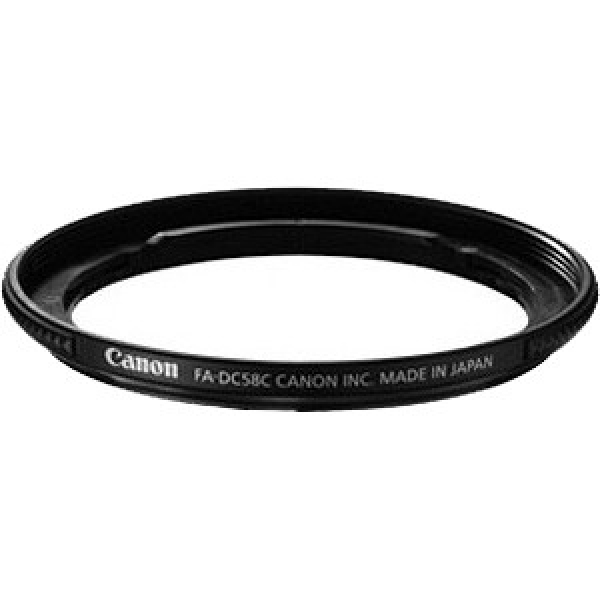 CANON Filter Adapter For FADC58C