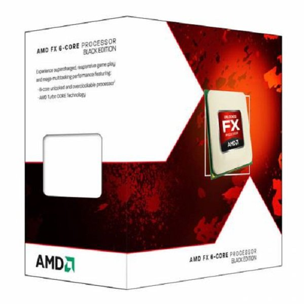 AMD Fx-6300 Am3+ 3.5ghz (4.1ghz Turbo) 14mb FD6300WMHKBOX