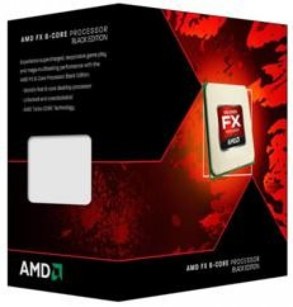 AMD Fx-8320 Am3+ 3.5ghz (4.0ghz Turbo) 16mb FD8320FRHKBOX